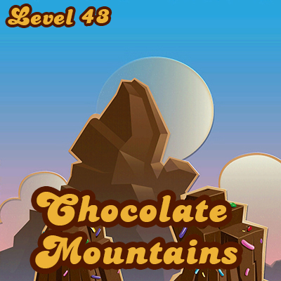 Candy Crush Level 43 Tips and Help