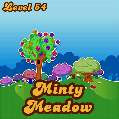 Candy Crush Level 54 Tips and Help