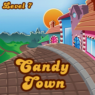 Candy Crush Level 7 Tips and Help