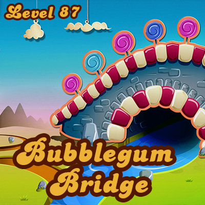 Candy Crush Level 87 Tips and Help