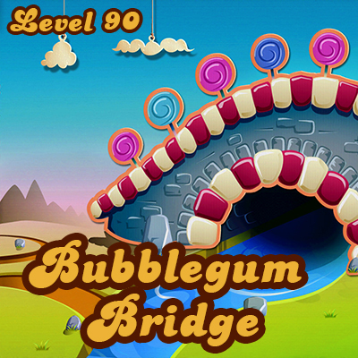 Candy Crush Level 90 Tips and Help